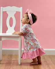 Описание: как сшить платья для девочки своими.