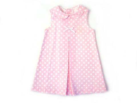 Купить детское платье из хлопка