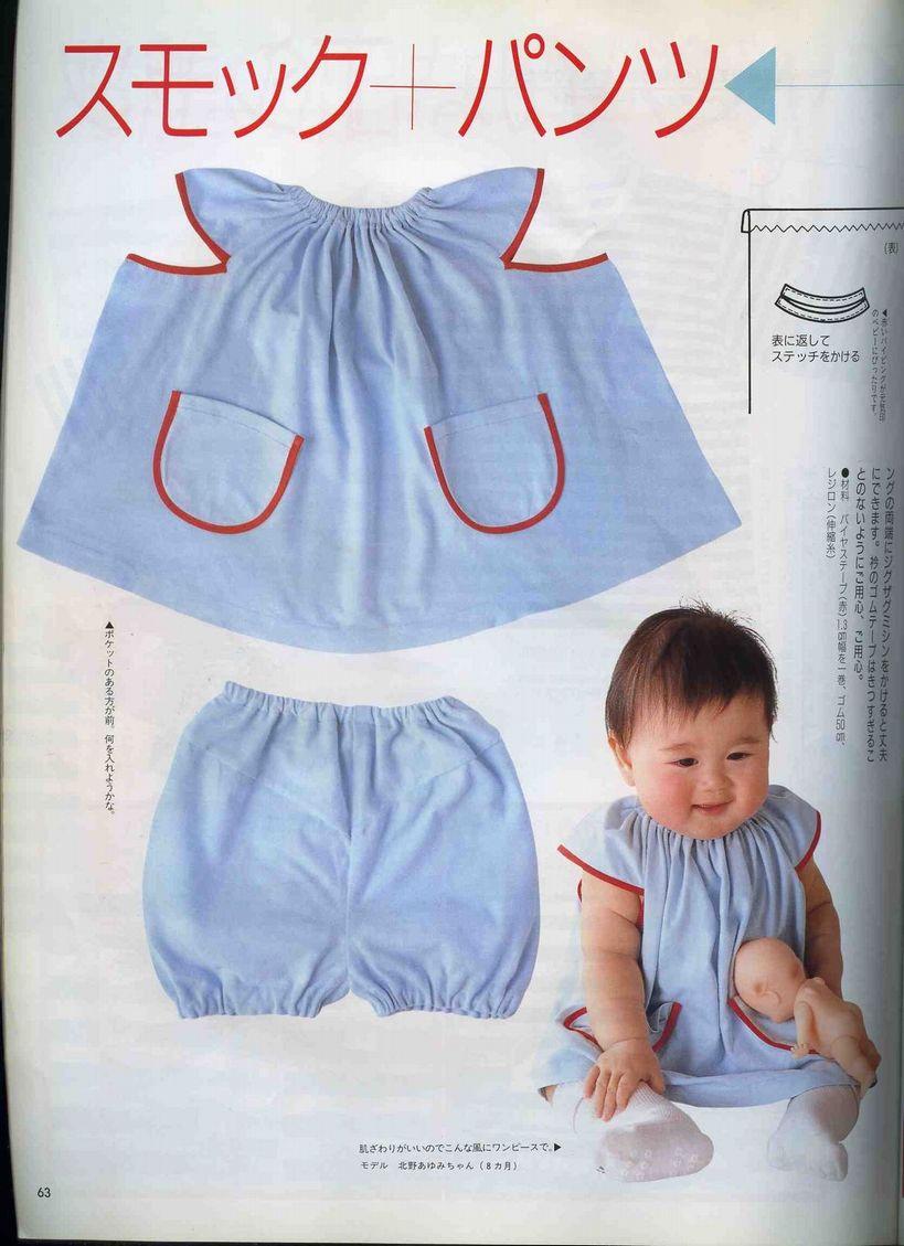 Шьем с ребенком одежду для кукол