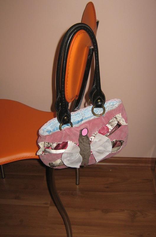 как сшить сумку для девочки - Сумки.